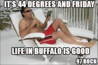 From Buffalo (and Vermont) to Sue, Gail and All My Forum Friends