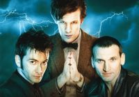3 Doctors Who