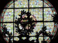 Enlightening church window