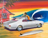 Surfs up, HG Manaro