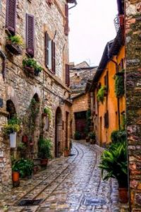 Spello, Province of Umbria, Italy