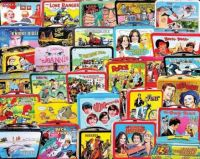 Vintage Lunch Boxes (753)