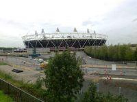 OLYMPIC STADIUM STRATFORD LONDON