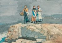 Winslow Homer Where are the boats?