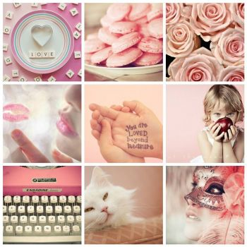 TILT - Sweet Pink by jilleatsapples on flickr