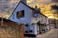 Swan Inn. Sidmouth. Devon.