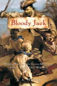 Bloody Jack, YA book series