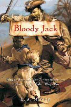 Bloody Jack, YA book series