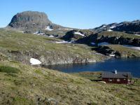 Harteigen mountain - Norway