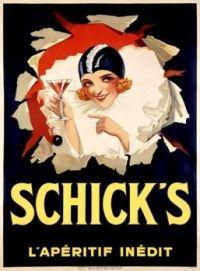 Vintage: Schick's