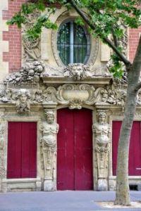 Magenta Door, Paris ~ France