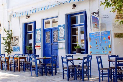 GREECE - FROM ISLAND TINOS