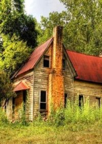 Appears To Be An Abandoned House