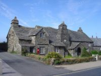 Tintagel Old Post Office, Cornwall, UK