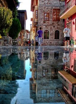 The Stone Mirror Istanbul