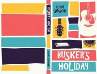 Busker's Holiday book-cover