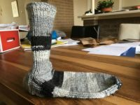 This sock was made for walking ;-)))))