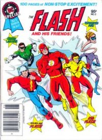 The Flash And Friends