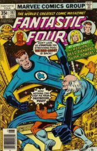 Fantastic Four 197