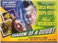 Shadow of a Doubt Movie Poster