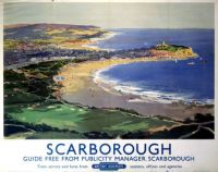 British Rail poster of Scarborough!!