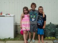 Shyla, Dominic, and Leland