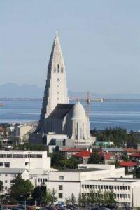 Hallgrímskirkja, Reykjavik Iceland