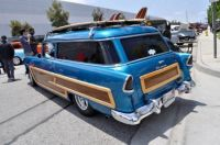 1955 Chevy Woody