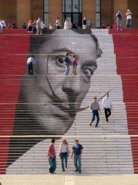 street art dali2
