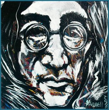 Blackbird Lennon ~ Farrell Cockrum (Blackfoot)