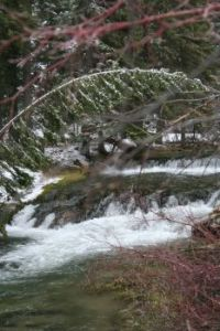 The Rush of Water