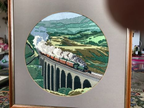 Glenfiddich Viaduct.  Smaller version
