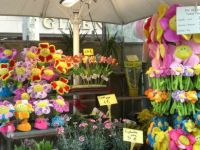 Flower Stand Barcelona