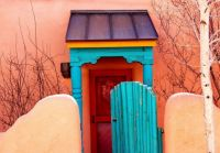 Picturesque In Santa Fe