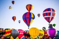 Balloon Festival in New Mexico
