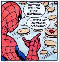 Follow That Burger