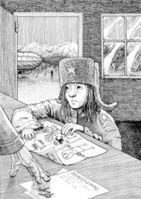 Olga and the telegram