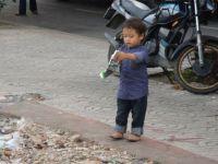 Little Thai boy...