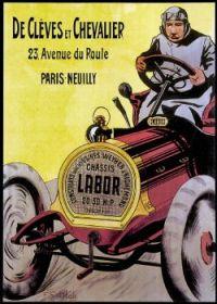 1900s c De Clèves et Chevalier by F. Sottlob