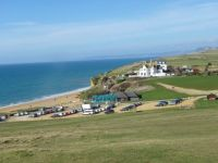 Hive Beach. Burton Bradstock. Dorset