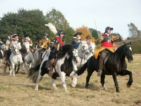 Siege of Bolingbroke Castle - 12th Oct 2003