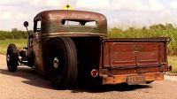 1935 Ford Rat Rod MoonShine