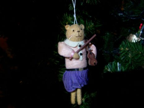 Storybook tree-Cat and the Fiddle