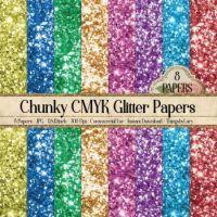 Chunky Glitters