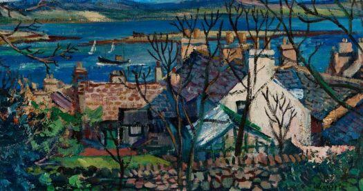 Stromness Harbour  Ian MacInnes