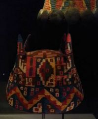 Inca hat around 1100 BC