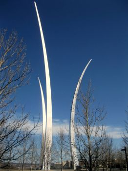 US Air Force Memorial, Washington D.C.