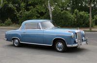 "Mercedes-Benz 220 SE Coupé (W 128) ""Ponton"" - 1958"