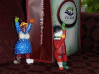 Mummers for Christmas Tree, Bay Roberts, NL