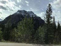 Mountain in Jasper National Park